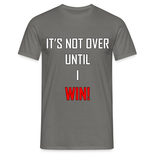 win 2 - Men's T-Shirt