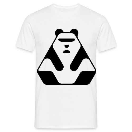 ShadowPanda Logo - Men's T-Shirt