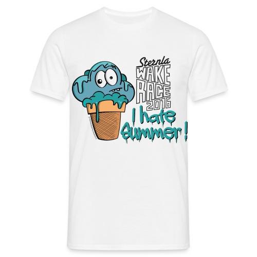 ihatesummerCS52016 - Männer T-Shirt