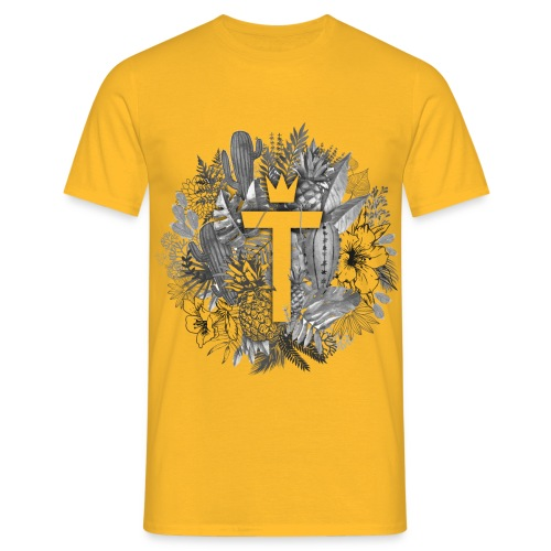 TeeshMjt png - T-shirt Homme