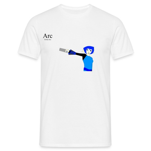 Arc 2658 png - Men's T-Shirt