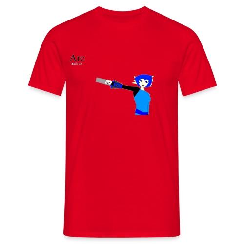 Arc 2658 png - Men's T-Shirt