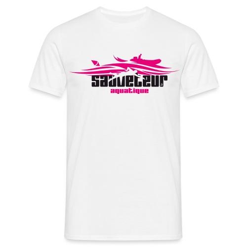 sauveteur aquatique - T-shirt Homme
