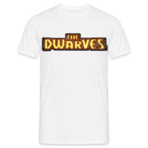 thedwarves_logo - Men's T-Shirt