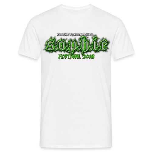 sf16logoshirt png - Men's T-Shirt