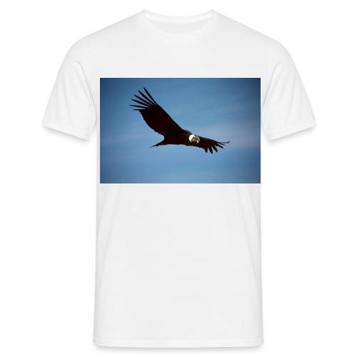 Colca condor c03 jpg - T-shirt Homme