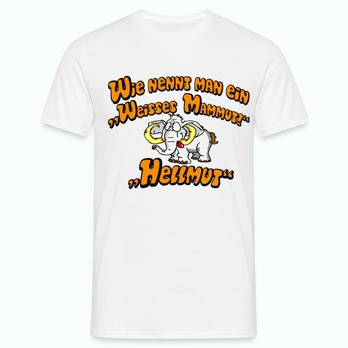 Hellmut - Männer T-Shirt
