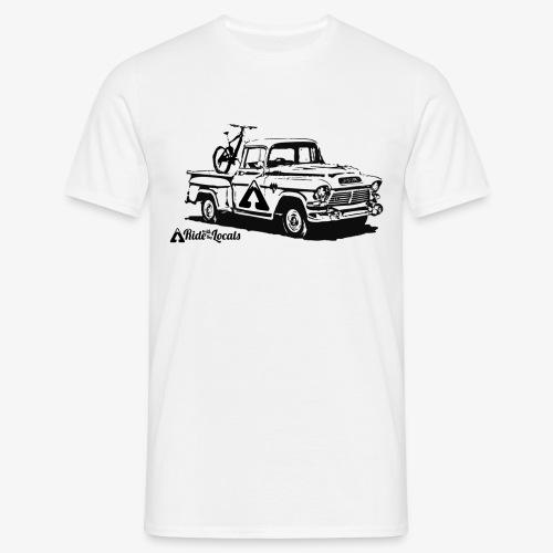 Ol Pickup Tee - Men's T-Shirt