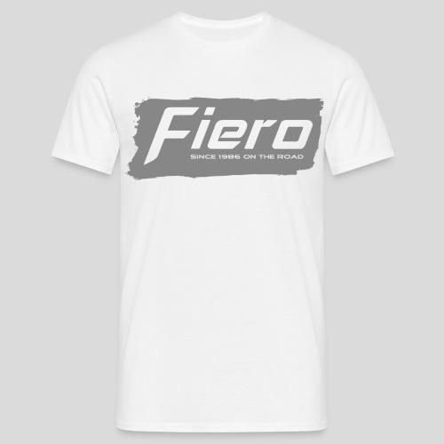 Fiero + Since 1986 on the - Männer T-Shirt