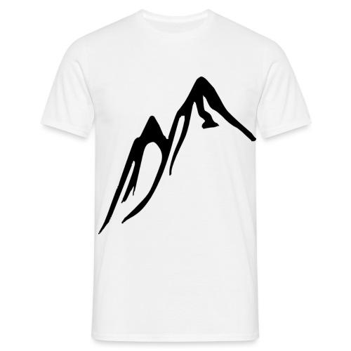 Berg - T-shirt herr