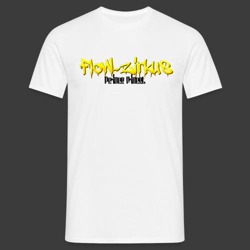 Flow-Zirkus Logo - Männer T-Shirt