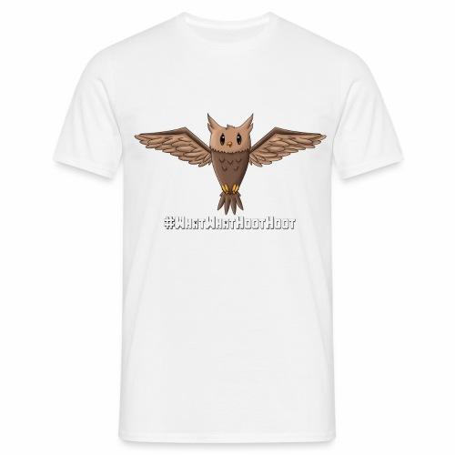Flying Owl - Men's T-Shirt
