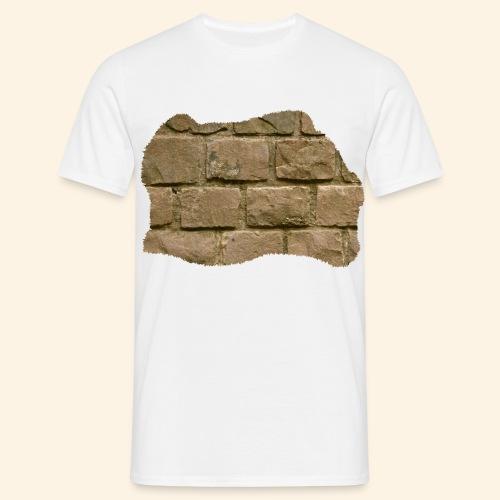 Mauer - Männer T-Shirt