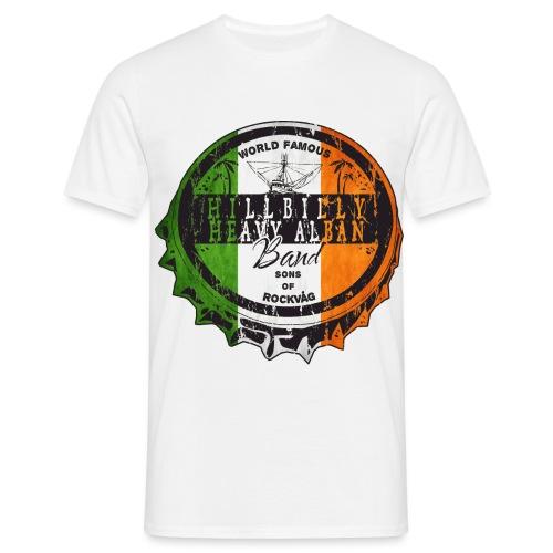 HHAB EIRE png - T-skjorte for menn