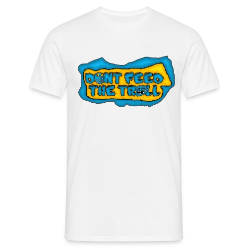 LOGO DFTT - T-shirt Homme
