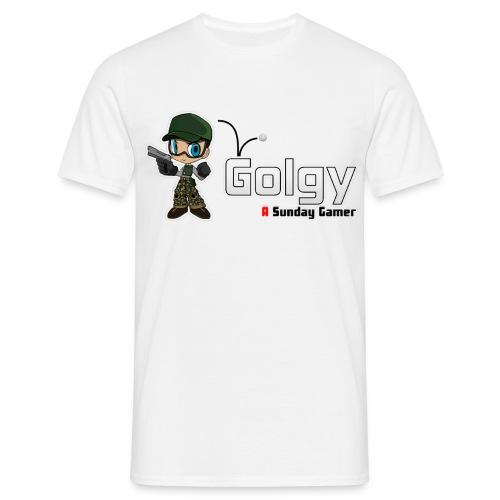 Logo Golgy 2018 V1 - T-shirt Homme