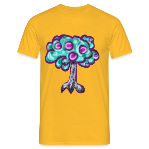 Neon Tree - Men's T-Shirt