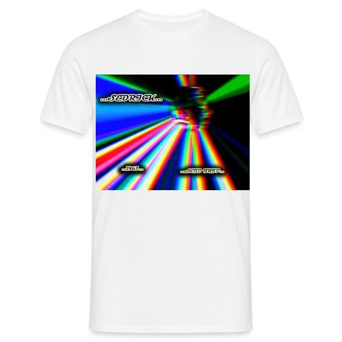 SEDRICK- PSYCHEDELIC PRIS - Men's T-Shirt