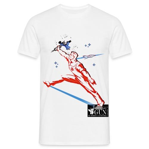 gun 1 - T-shirt herr