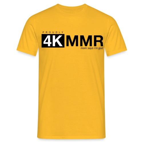 4K MMR - Men's T-Shirt