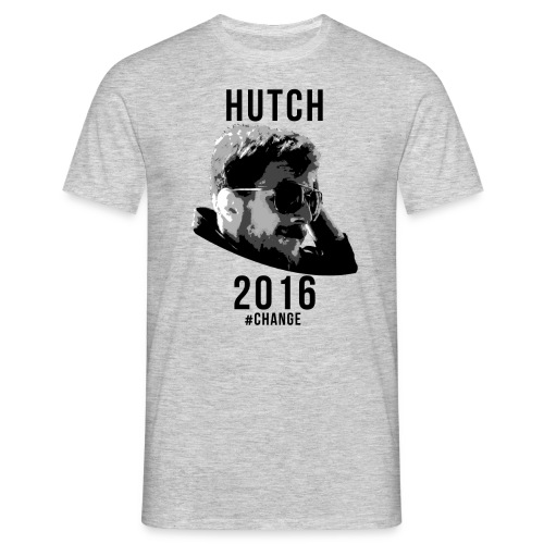 hutchwhite - Men's T-Shirt