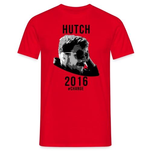 hutchwhite - Men's T-Shirt