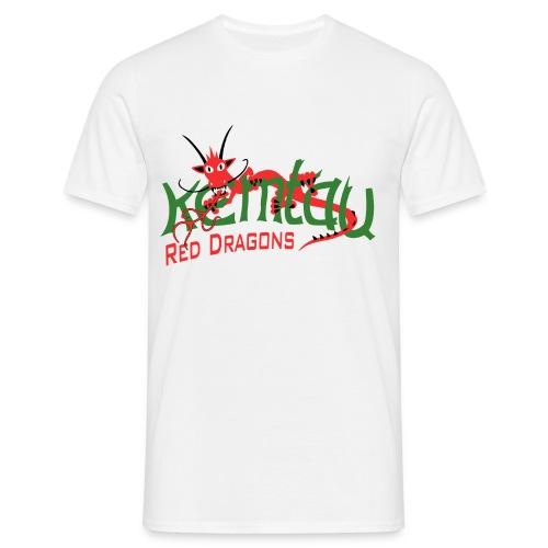 Kemtau Red Dragons - Männer T-Shirt