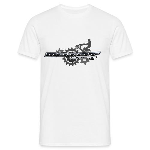 Motot net moporataslogo - Miesten t-paita