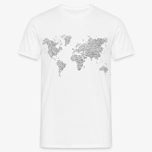 World - Männer T-Shirt