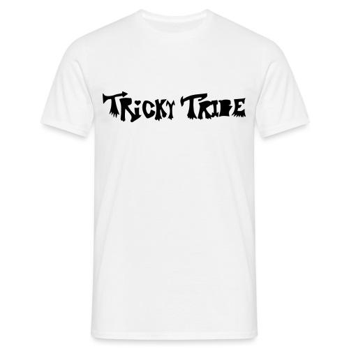 Tricky Tribe ~ Logo - Men's T-Shirt