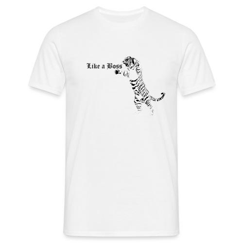 tiger4 png42 - T-shirt Homme