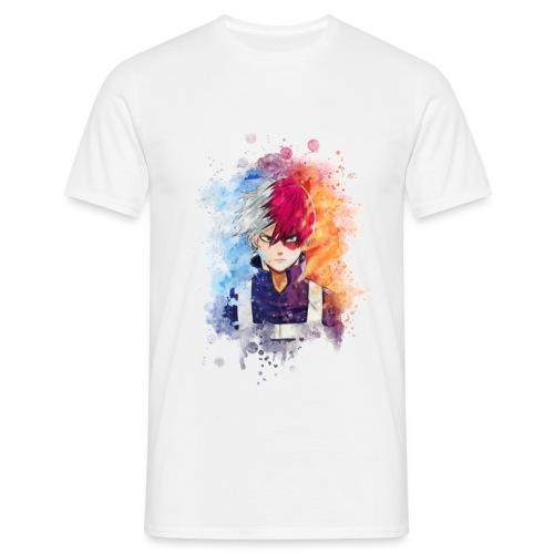 Sans titre 1 as watercolor 5 - T-shirt Homme