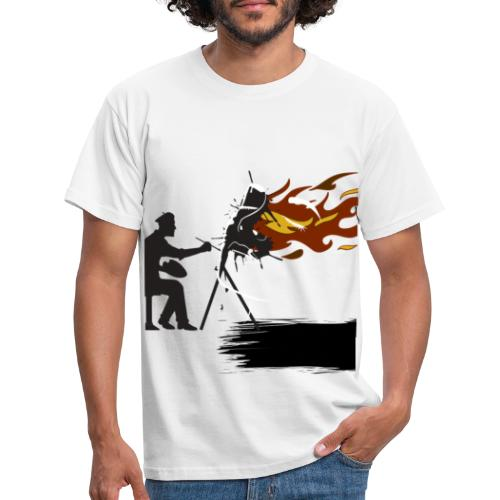 Official Canvas Short Film Poster - Men's T-Shirt