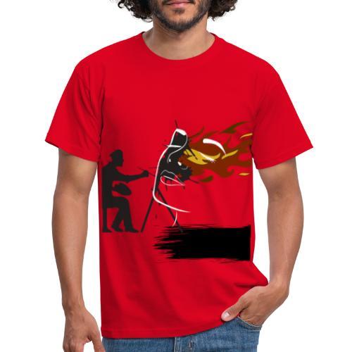 Official Canvas Short Film Poster - Men's T-Shirt