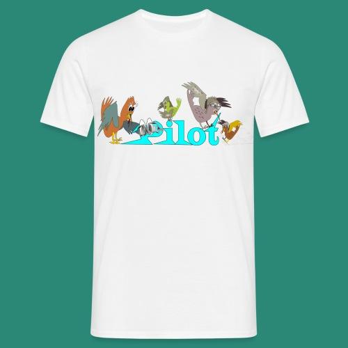 pilot - Männer T-Shirt