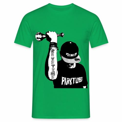 Ravetime - Männer T-Shirt
