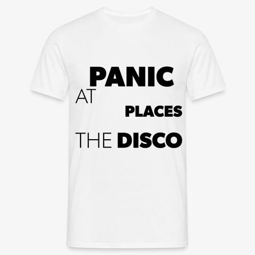 Panic - Men's T-Shirt