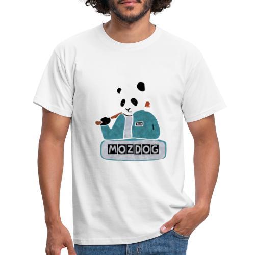 MOZDOG Panda Style - Men's T-Shirt