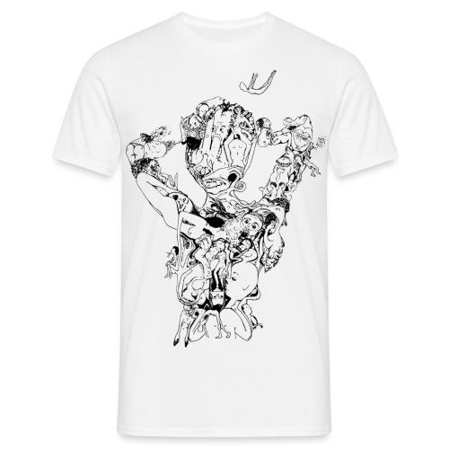 Human - Männer T-Shirt