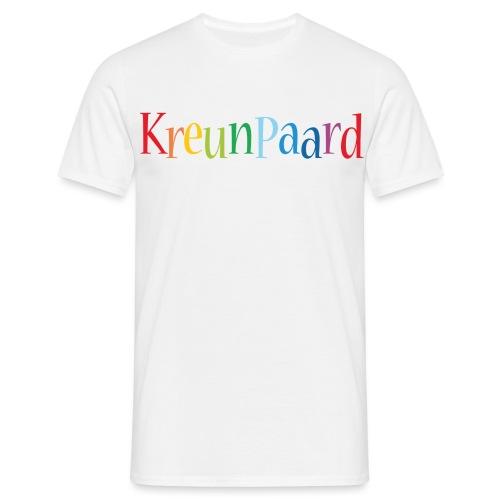Kreun Shop - Mannen T-shirt