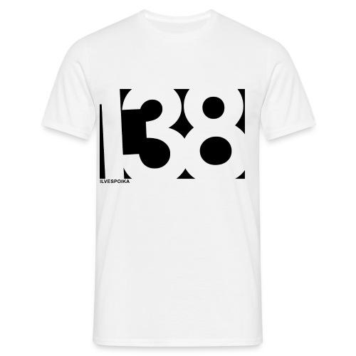 138 - Miesten t-paita
