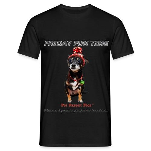 Friday Fun Time - Men's T-Shirt