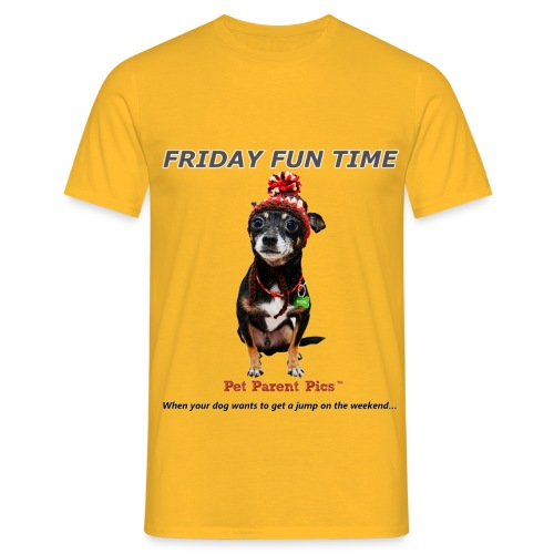 Friday Fun Time - Men's T-Shirt