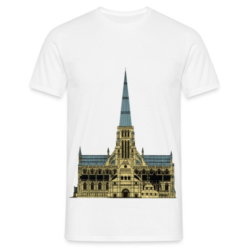 old st pauls png - Men's T-Shirt