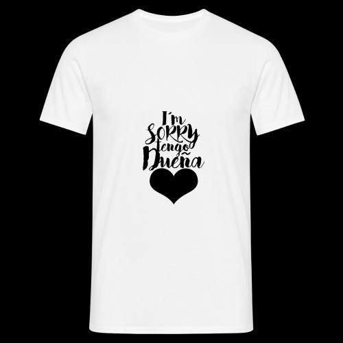 TENGO DUEN A 2 - Camiseta hombre
