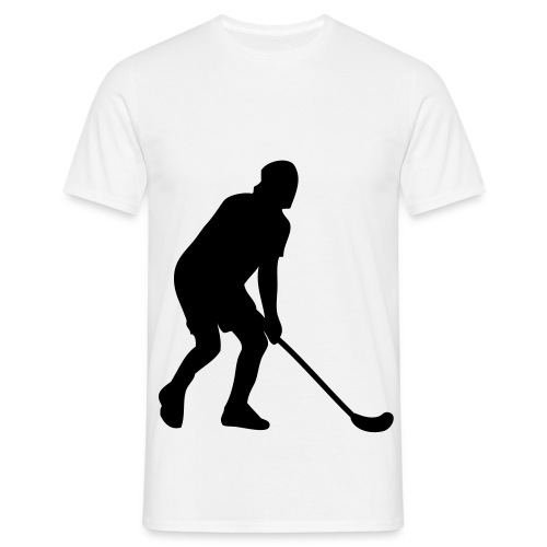 floorball man - Männer T-Shirt