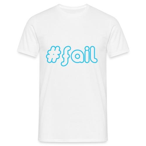 fail2 - Mannen T-shirt