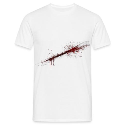 splattshirt - Men's T-Shirt