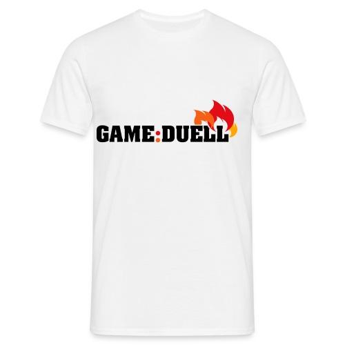 GameDuell Logo - Men's T-Shirt