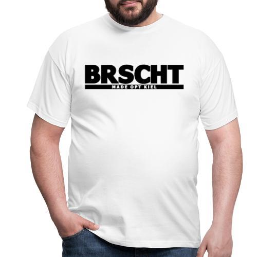 BRSCHT MOK ZWart - T-shirt Homme